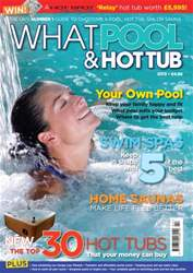 What Pool and Hot Tub issue What Pool and Hot Tub 2013