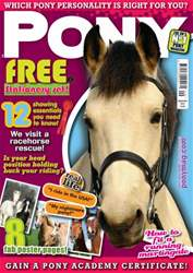 Pony Magazine issue September 2013