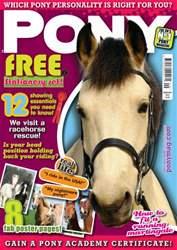 Pony Magazine issue September 2013