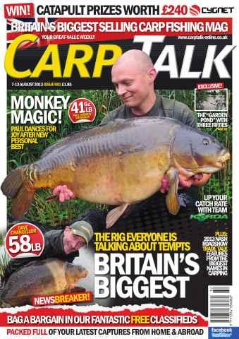 Carp-Talk issue 981