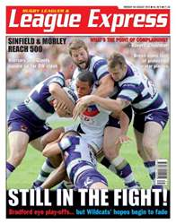League Express issue 2874