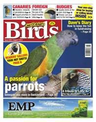 Cage & Aviary Birds issue Cage & Aviary Birds 5764