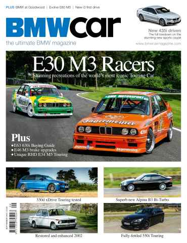 BMW Car issue September 2013