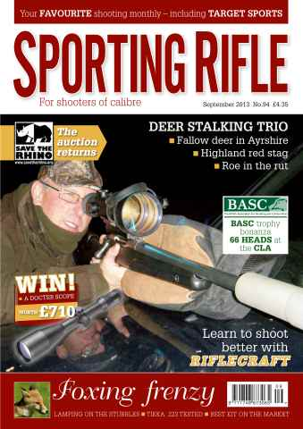 Sporting Rifle issue 94