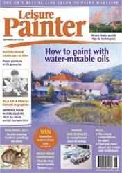 Leisure Painter issue September 2013