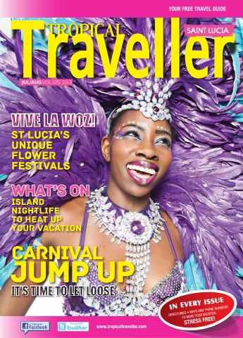 Tropical Traveller issue July-August 2013