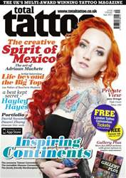Total Tattoo issue September 2013 (No. 107)