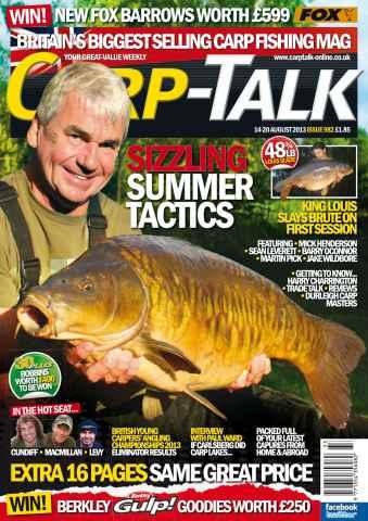 Carp-Talk issue 982