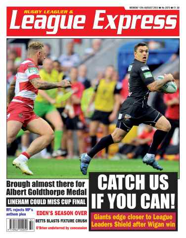 League Express issue 2875