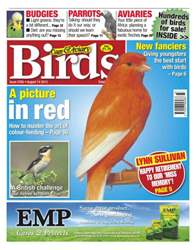 Cage & Aviary Birds issue Cage & Aviary Birds 5765