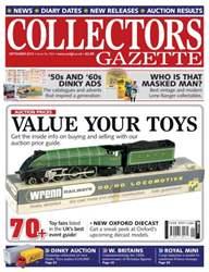 Collectors Gazette issue September 2013