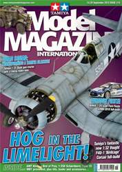 Tamiya Model Magazine issue 215
