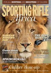 Sporting Rifle issue Sporting Rifle Africa - issue 1
