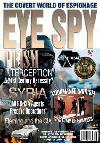 Eye Spy issue Issue 86