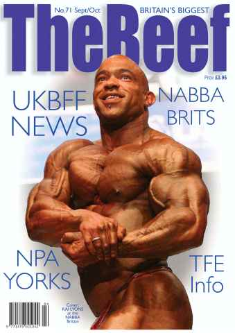 The Beef Magazine issue Issue 71