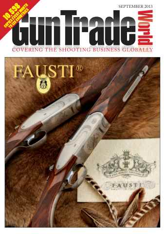 Gun Trade World issue September 2013