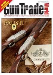 Gun Trade World issue September 2013