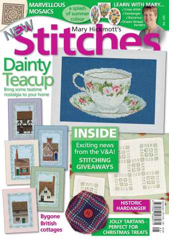New Stitches issue Issue 245