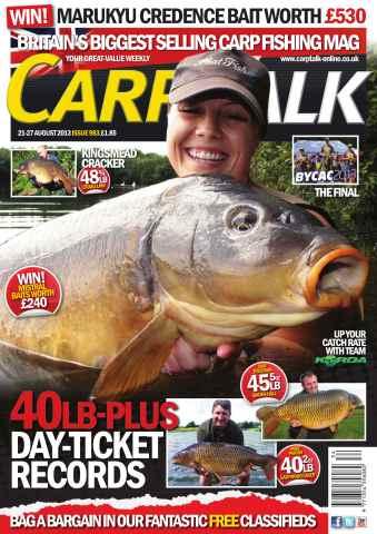 Carp-Talk issue 983