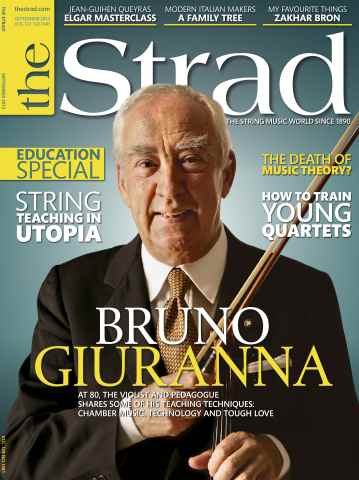 The Strad issue September 2013