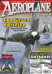Aeroplane issue No.486 The Grace Spitfire