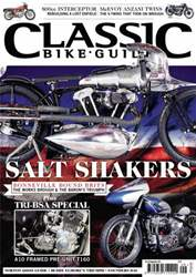 Classic Bike Guide issue September 2013
