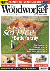 The Woodworker Magazine issue September 2013
