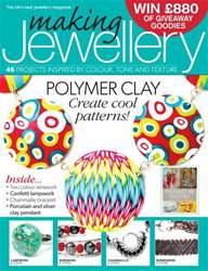 Making Jewellery issue September 2013