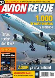 Avion Revue Internacional España issue Número 375