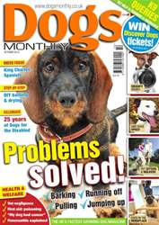 Dogs Monthly October 2013 issue Dogs Monthly October 2013