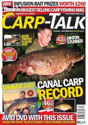 Carp-Talk issue 984