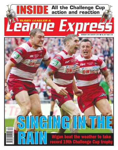 League Express issue 2877
