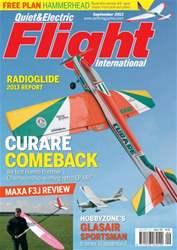 Quiet & Electric Flight Inter issue September 2013