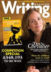 Writing Magazine issue Competition Special October 2013