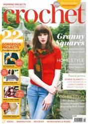 Inside Crochet issue September 2013 Issue 45
