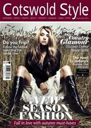 Cotswold Style issue Cotswold Style September 2013