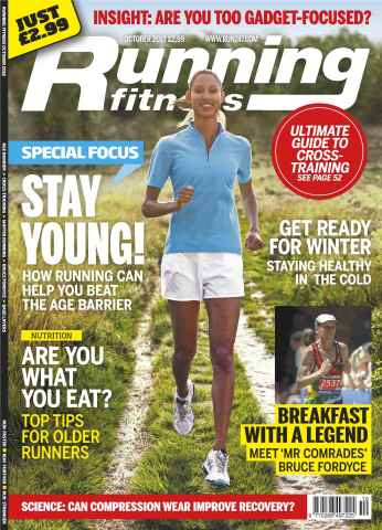Running Fitness issue Ultimate Guide to Cross-Training