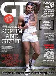 Gay Times issue October 13