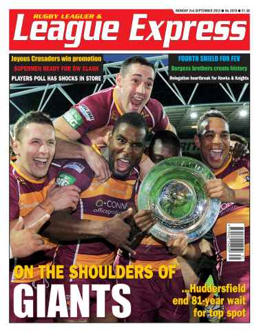 League Express issue 2878
