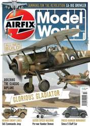 Airfix Model World issue Issue 35
