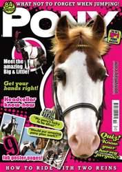 Pony Magazine issue October 2013