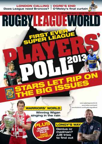 Rugby League World issue 390