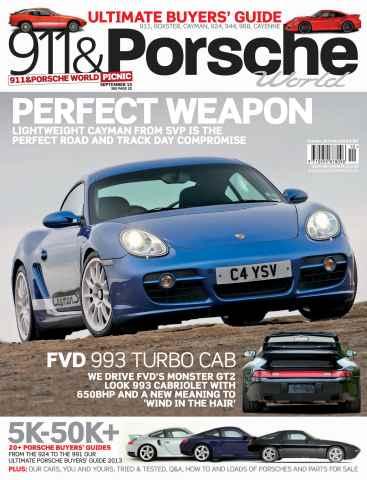 911 & Porsche World issue 911 & Porsche World issue 235