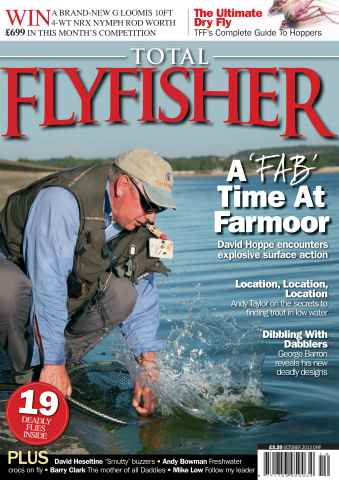 Total FlyFisher issue October 2013