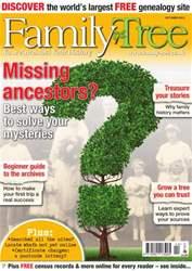 Family Tree issue Family Tree October 2013