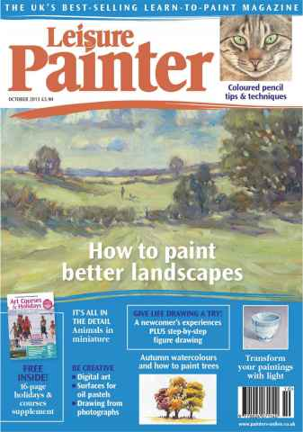 Leisure Painter issue October 2013