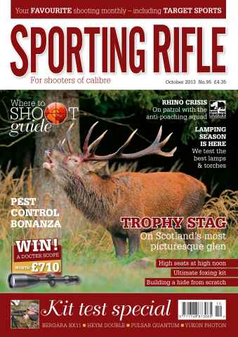 Sporting Rifle issue 95
