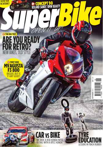 Superbike Magazine issue September 2013