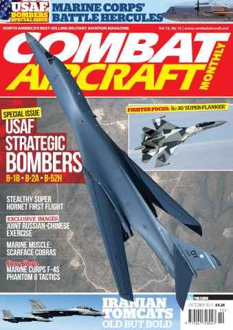 Combat Aircraft issue Vol 14 No 10