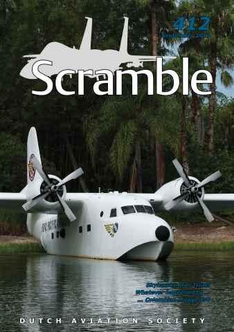 Scramble Magazine issue 412 - September 2013